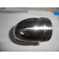 供应无棣鑫润制造不锈钢精密铸造316卫生级螺纹管件