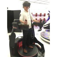 投资VR主题乐园加盟多少钱