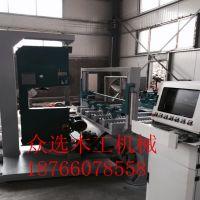众选木工机械数控榫槽机,木工数控榫槽机,木工机械榫槽机价格