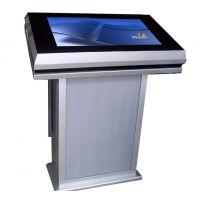 迅博明高清互动XBM-E4触控一体机,触控灵敏的触摸屏,带给您超顺畅的使用效果