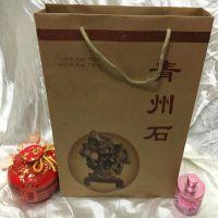 浙江牛皮纸手提袋印刷/浙江包装厂家/茶叶纸盒手提袋印刷