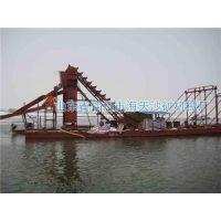 什么是铁砂提取船?(图)、铁砂提取船图片、海天机械