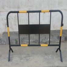 北京会场铁马临时护栏的生产厂家是优盾牌护栏网Q235电话13363336337