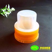 HYL-好运来瓶盖供应口径60mm洗衣液盖不漏液可以做双色厂家定制