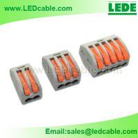LED lighting Quick Connecting Terminal Block