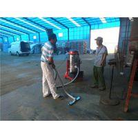 石墨厂用艾隆AL3DF-Z电动震尘式粉末吸尘器