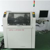 供应二手MPM UP2000HiE全自动印刷机