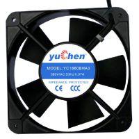 供应18060交流散热风机 20060滚珠风扇 设备排风风机