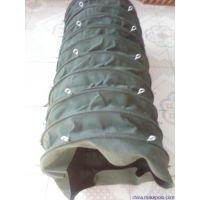 供应水泥厂专用(环保型)散装机伸缩布袋