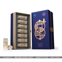 石斛枫斗包装设计 枸杞片剂包装设计 保健品礼盒包装设计
