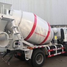迪庆微型水泥搅拌车销售生产