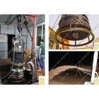 NSQ小型潜水采砂泵_4寸采砂泵_深水采砂泵