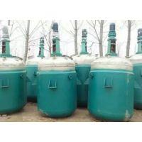 山东出售二手不锈钢反应釜,加工各种型号全新不锈钢反应釜生产厂家