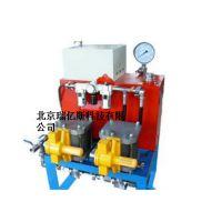 哪里购买气动试压泵带记录仪价格ABH-A7气动试压泵生产厂家