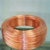 提供c1100超薄紫铜管 高精密T2制冷配件铜管 TP2脱脂紫铜管价格