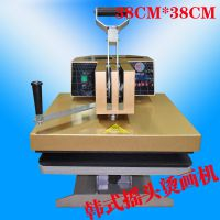 唯安厂家直销韩式摇头烫画机 热转印机 热转印设备38*38CM质量有保证