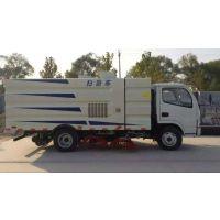东风多利卡CLW5080TSLD4型扫路车厂家直销