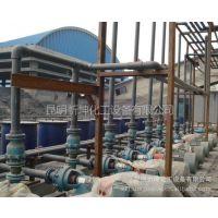供应UHB-ZK砂浆泵 压滤机泵 耐腐耐磨砂浆泵 宙斯泵 用户现场实拍