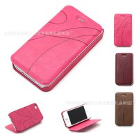 厂家现货皮套韩版iphone4S手机皮套 手机皮套批发商 时尚风尚系列