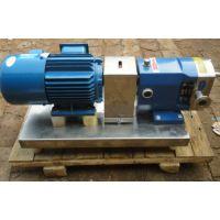 供应恒运牌热熔胶体泵,凸轮转子泵
