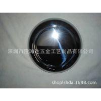 厂家定做高档不锈钢镜面碗 抛光亮度镜面碗制作
