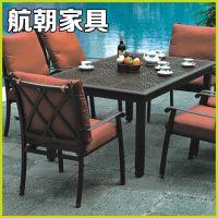 户外实木桌椅家具厂家直销 优质实木桌椅套装