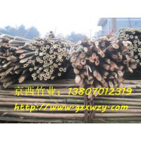 批发供应厂家直销菜架竹 2米5长农用小竹竿
