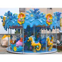 浪漫的海洋世界欢乐的极地世界尽在郑州祥龙游乐设备海洋转马
