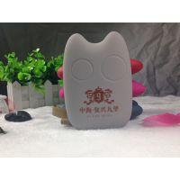 天津中海复兴九里房地产公司定做龙猫移动电源 8000毫安充电宝定做