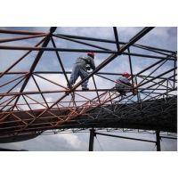 推荐厂房钢结构钢架除锈刷油漆防腐怎么收费