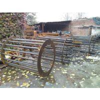 焊接锚板柱脚锚栓带法兰盘地脚螺丝 钢号材质 菩钰制品