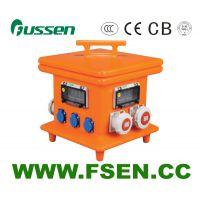 富森根据客户要求定做组合装置插座箱 配电箱防水电源箱
