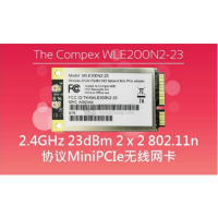 Compex 2.4G 802.11bgn协议无线网卡9283