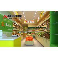 合肥水果店装修水果超市装修领鲜生活,果然懂得享受
