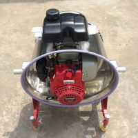 YYS0.8/5.3-7.5水力排烟机,移动式消防排烟机,净重28KG,工作压力达1.4Mpa