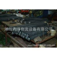 包胶链轮辊筒定做 不锈钢输送滚筒加工 焊接滚筒生产 价格优惠