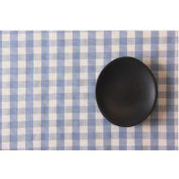 新骨瓷 陶瓷碟子 创意日式碟 芥末碟 黑色碟 出口外贸可印logo