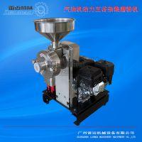 流动使用五谷杂粮磨粉机/雷迈汽油机带动/汽油式五谷杂粮磨粉机粉碎设备价格