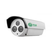 伊安视130万网络高清防水摄像机 双灯