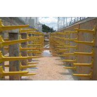 厂家直销广西百色模压玻璃钢组合式电缆固定支架 复合材料电缆支架