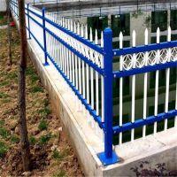 厂家热销锌钢围墙栏杆 方管组装式护栏 防攀爬弯头锌钢栅栏