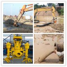 河道疏浚液压清淤泵,液压抽泥泵,液压污泥泵