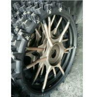 供应实心轮胎外直径1米1/1.1米 断面宽8.5公分 过功能插秧机鑫麒麟品牌