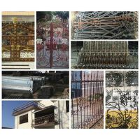 南阳铁艺栏杆、南阳铁艺、通力铁艺10年专业品质(在线咨询)