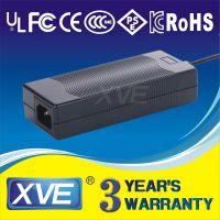XVE 48V电动车充电器54.6V2A两轮平衡漂移思维代步车专用电源适配器