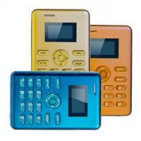 Q3 超薄超小迷你GRRS基站定位蓝牙拨号MP3卡片手机