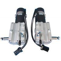 电动轮椅电机 轮椅配件 24VDC有刷电机 200W 320W 台湾品牌