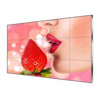 供应46寸/55寸液晶拼接屏电视墙出租3.5mm/5.5mm拼缝拼接大屏厂家直销