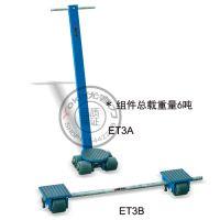 专业定制yokli优客力ET3A钢制美式滑动轮