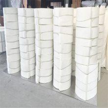 热处理保温壁衬专用硅酸铝价格-国美硅酸铝针刺毯产品呈卷状